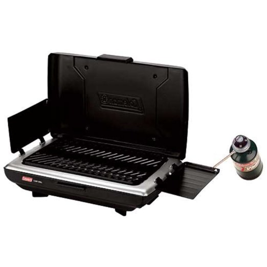 Review of the Best Coleman Small Propane Grill